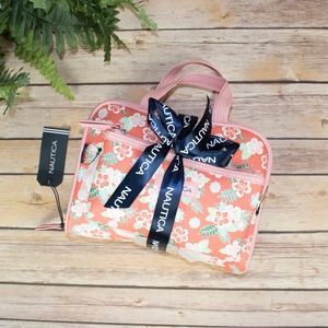Nautica 2Pc Overnight in Beach Floral